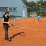 Wtorek w Spodku: o występach Polek i łapaniu tenisistki